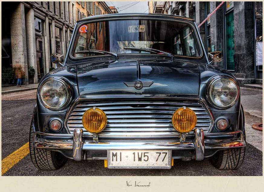 Mini in Milan, Italy