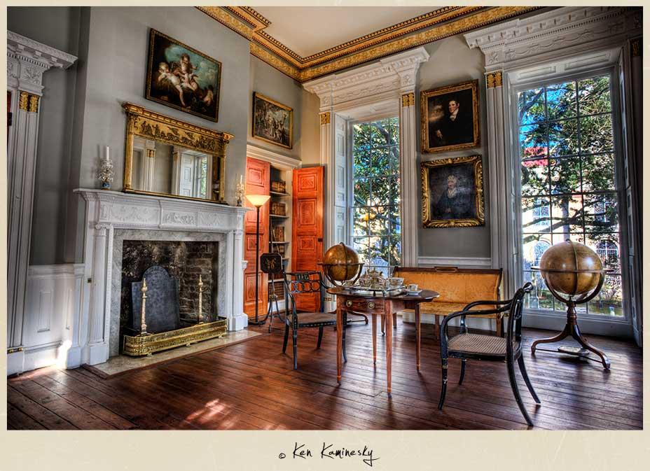 Aiken Rhett House in Charleston