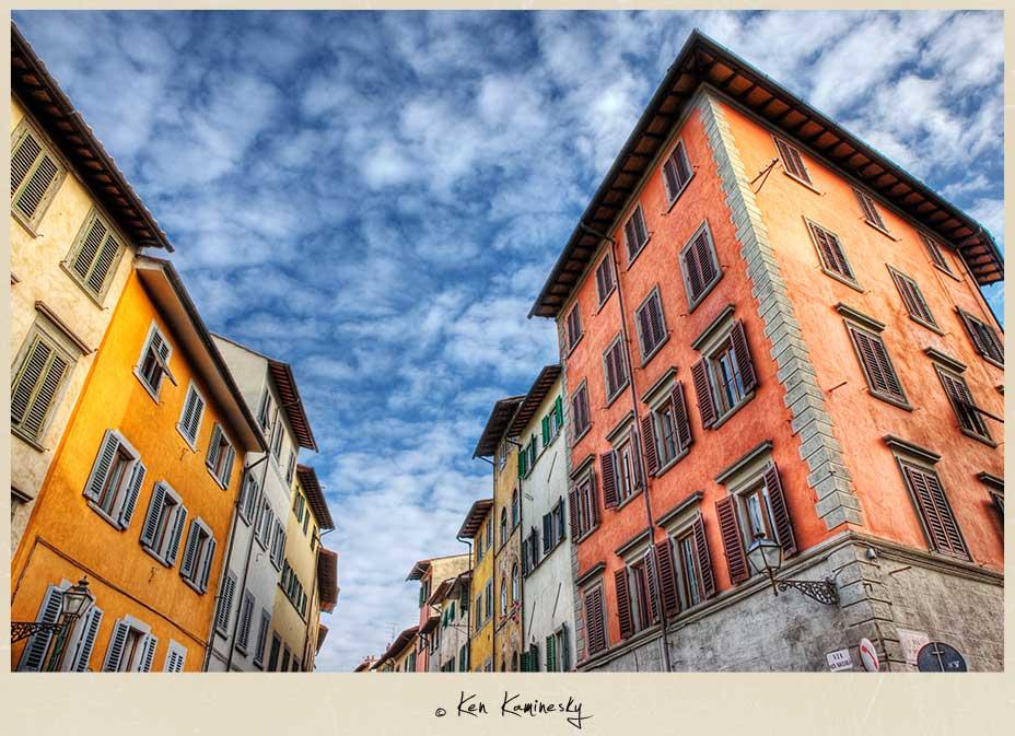 Via San Niccolo in Florence