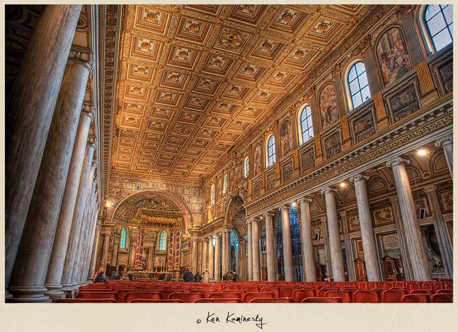 Basilica Papale di Santa Maria Maggiore in Rome