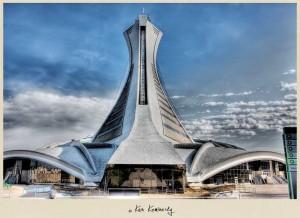 Montreal's Olympic Stadium
