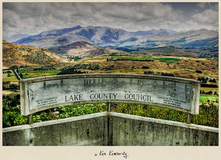 Lake County New Zealand