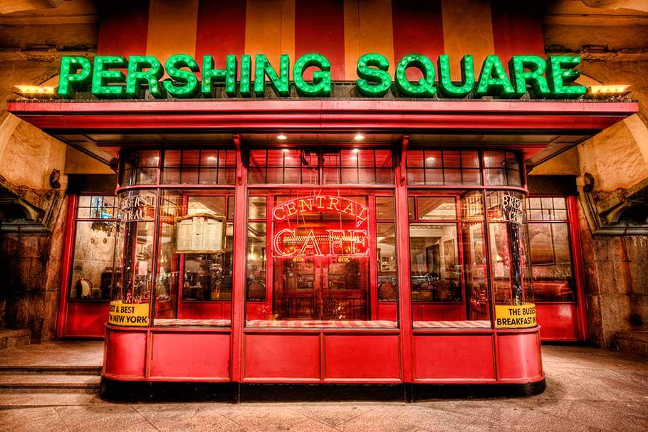 Pershing Cafe New York
