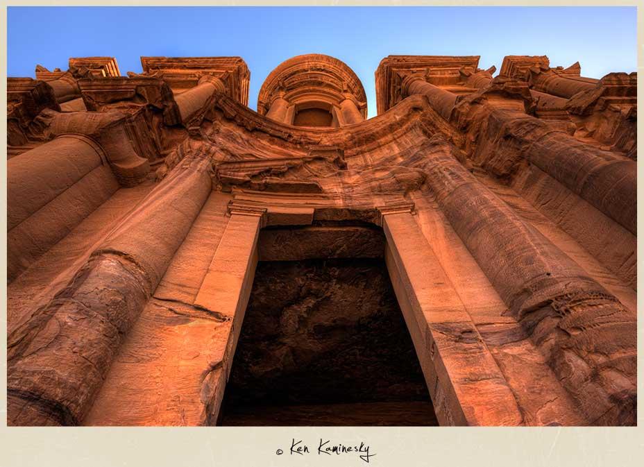 Ad-Deir (Monastery) - Petra, Jordan