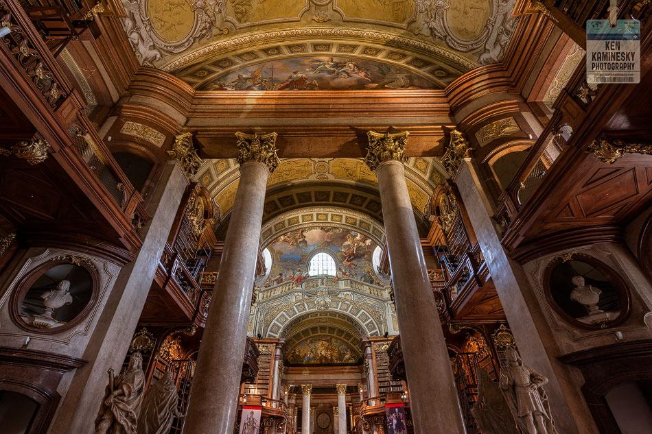 Hofburg Palace Library