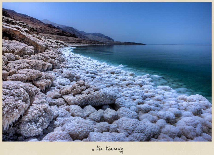 The Dead Sea and the New 7 Wonders of Nature controversy