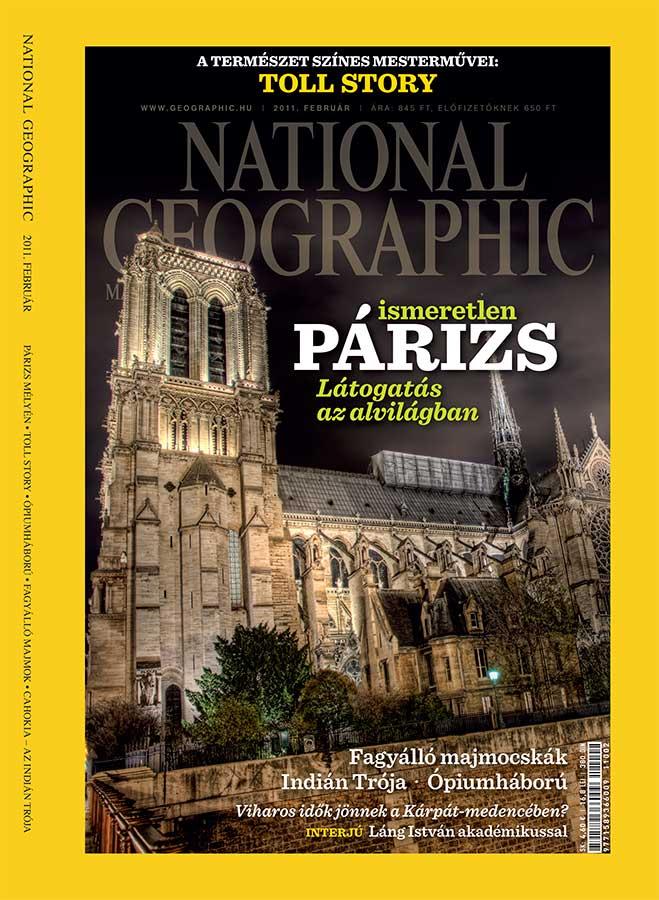 Notre Dame de Paris - National Geographic