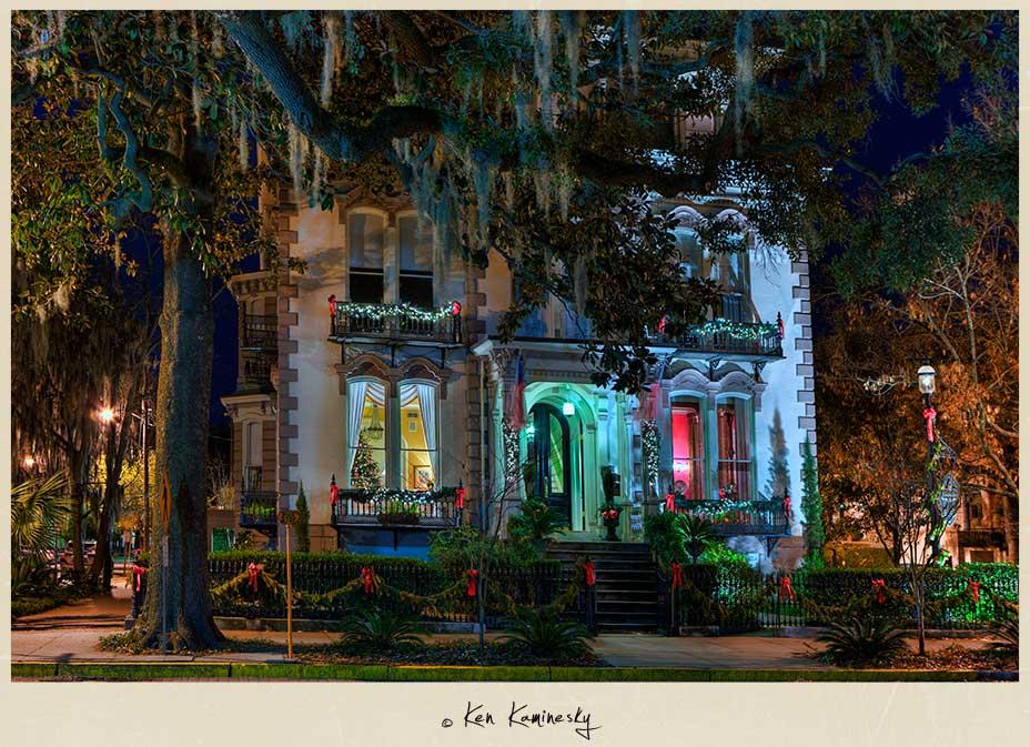 Hamilton Turner Inn in Savannah