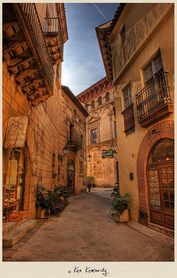 Barcelona-Poble-Espanyol