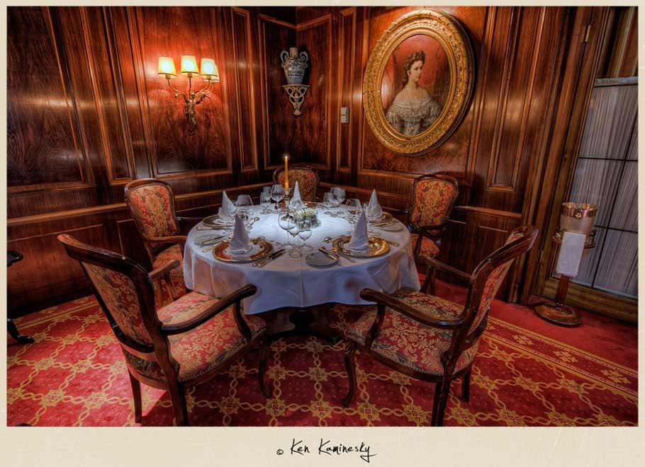 Restaurant Imperial in Vienna
