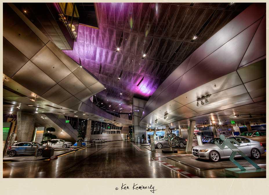 BMW WORLD museum