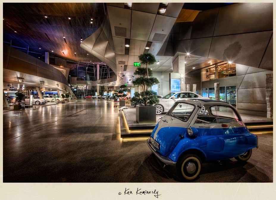 BMW Isetta 300 at BMW World