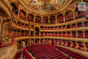 Neo-Renaissance Hungarian State Opera House