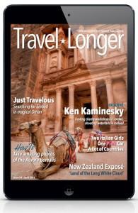 Travel Longer Kaminesky Jordan
