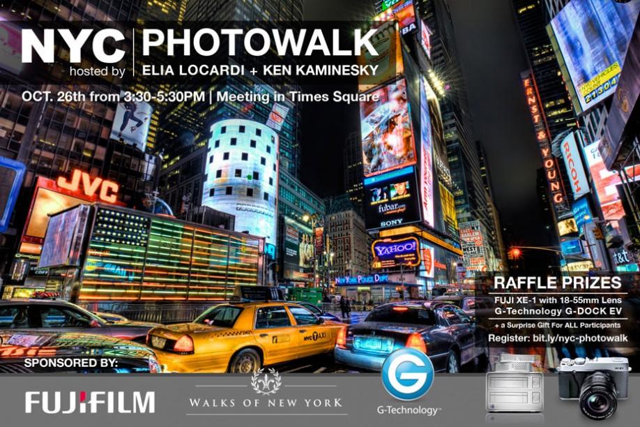 New York City PPE Photo Walk with Ken Kaminesky and Elia Locardi