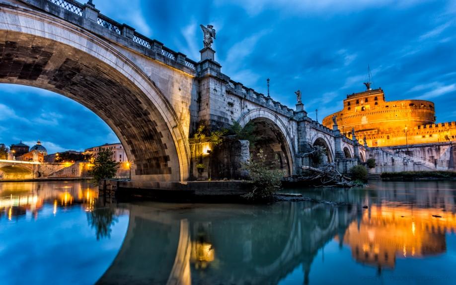 Castel Sant'Angelo © Chris Mavrikos