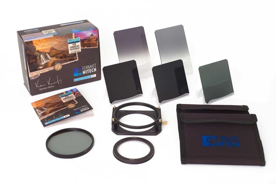The Master Filter Kit by Formatt-Hitech, Ken Kaminesky Signature Edition