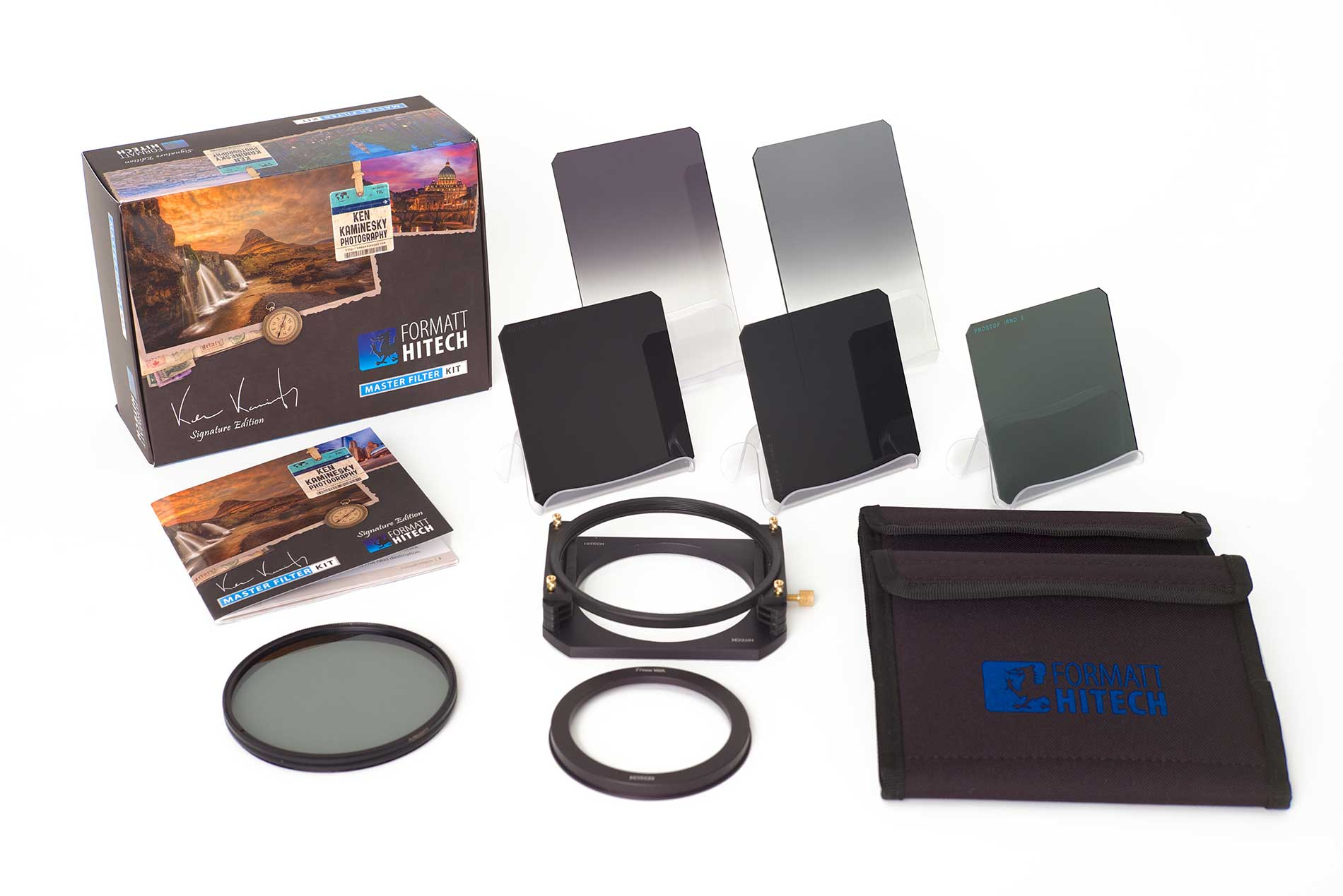Ken Kaminesky Master Filter Kit from Formatt-Hitech