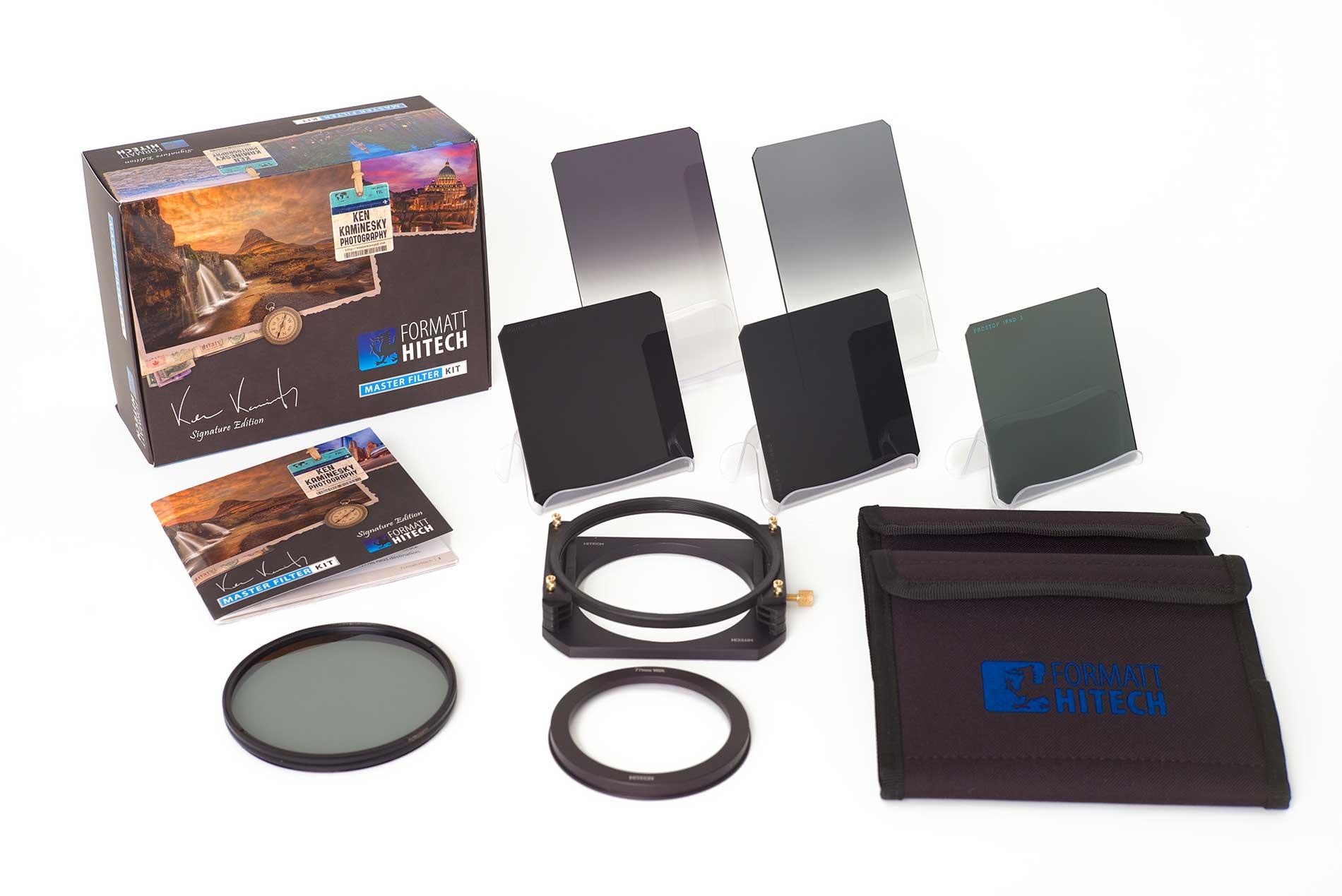 Ken Kaminesky Master Filter Kit from Formatt-Hitech