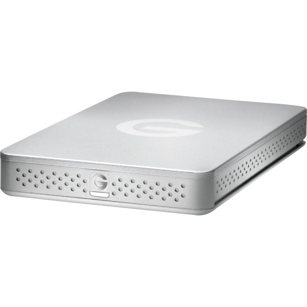 G-Technology 1TB G-Drive ev Portable USB 3.0 HDD