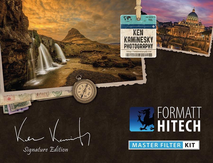 100mm Resin Master Filter Kit Ken Kaminesky Signature Edition