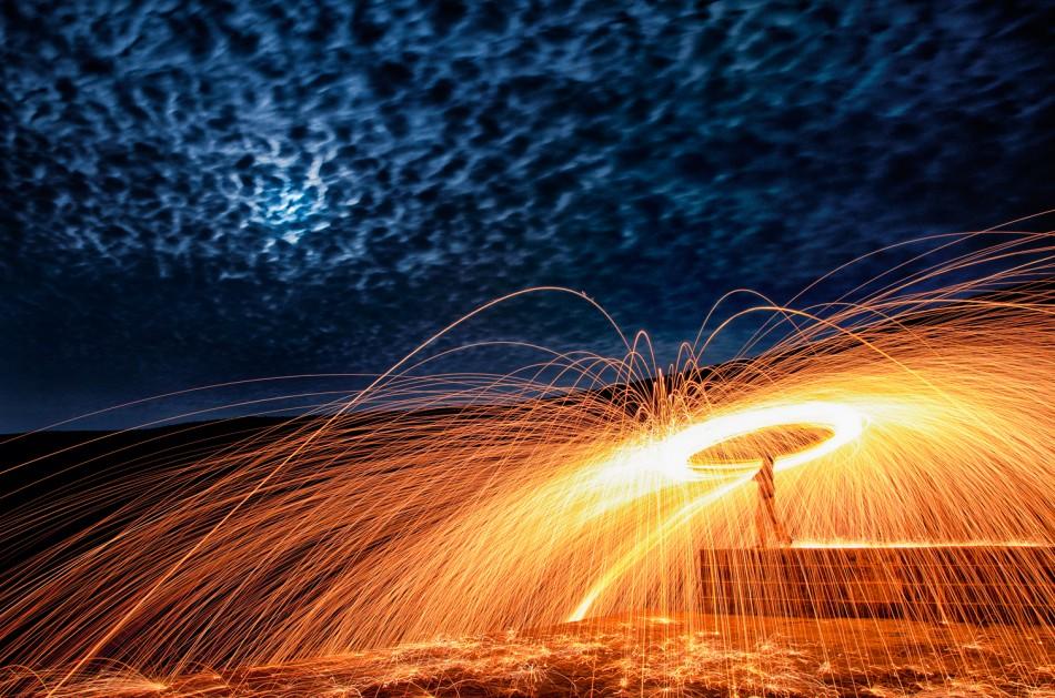 Fire ©Motaz Alnahdy