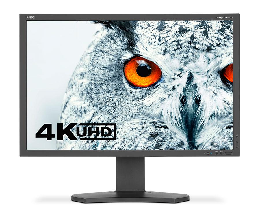 NEC 4K Display