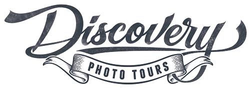 Discovery Photo Tours Logo