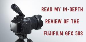 Fujifilm GFX REVIEW