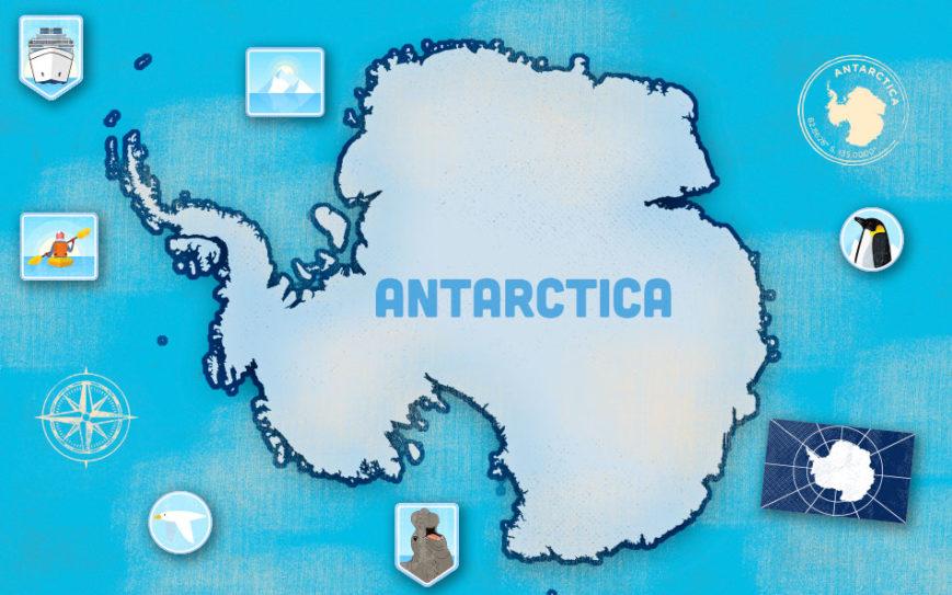 Destination: Antarctica… The Adventure Continues