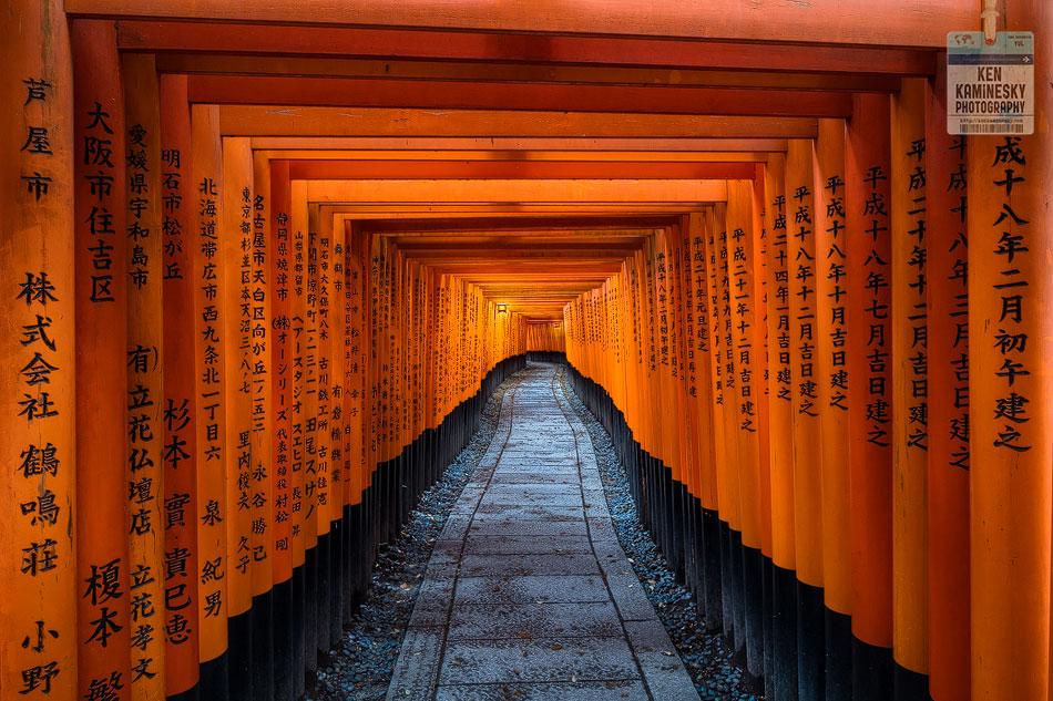 Japan Fushimi Inari Kyoto